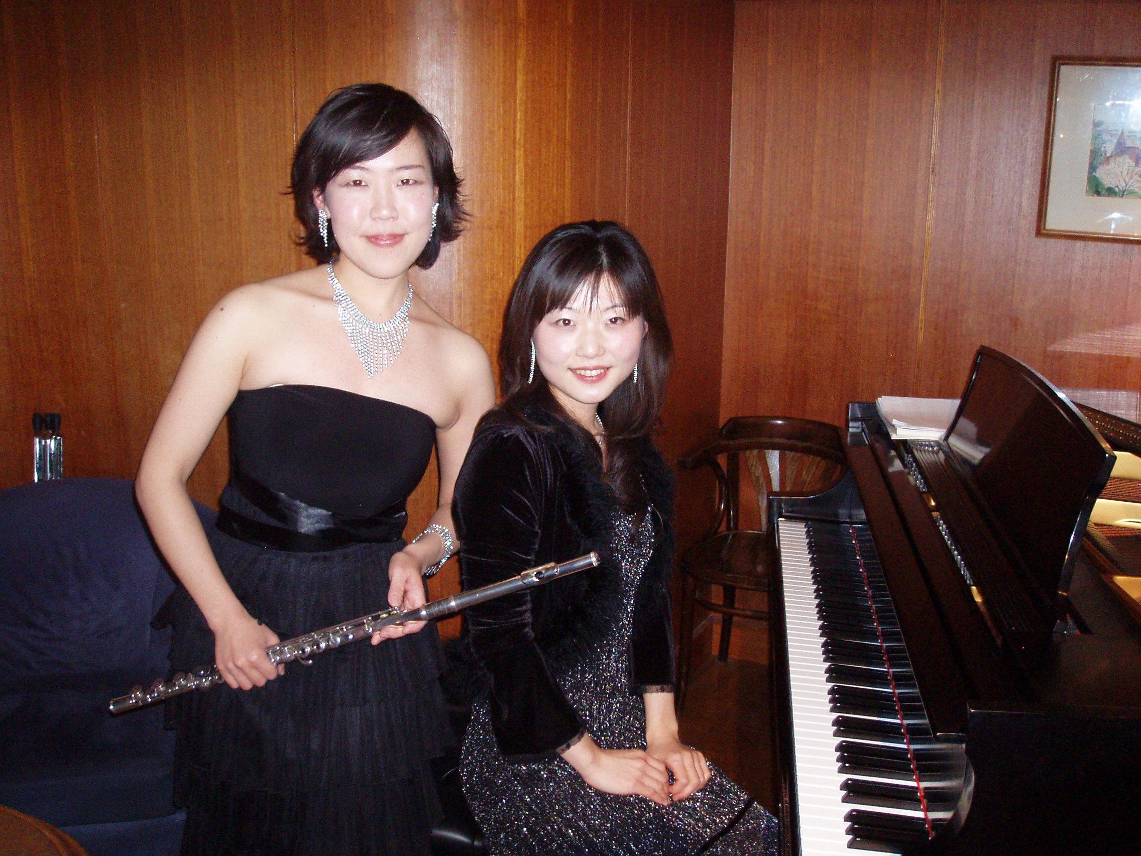 2007年11月: ピアニスト高石香のナチュラルライフ
